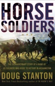 Horse Soldiers Flat Cover - Doug Stanton