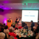 Doug and his wife Anne receive the 2017 Legacy Award from the Michigan Legacy Art Park
