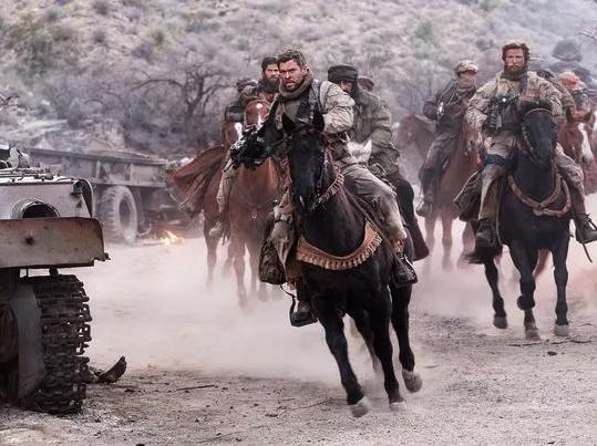 12 Strong film review in Den of Geek