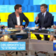 Chris Hemsworth and co on Good Morning America discussing 12 Strong