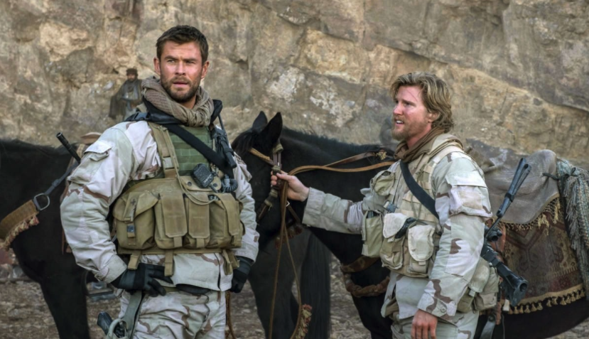 12 Strong film review in Vulture