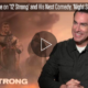 Rob Riggle interviewed about 12 Strong in Collider